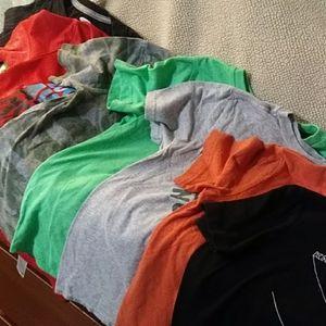Boys T-shirts Size 6